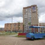 Детская площадка у 25 дома